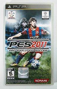 Jogo PES 2011 Original - PSP