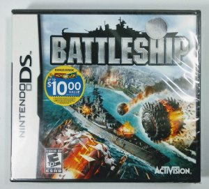 Battleship Original (LACRADO) - DS