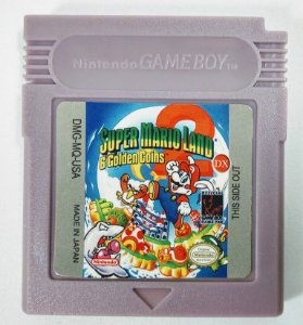 Super Mario Land 2 DX - GBC