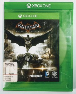 jogo Batman Arkham Knight - Xbox One