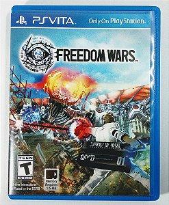 Jogo Freedom Wars - PS Vita