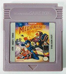 Jogo Mega Man IV - GB
