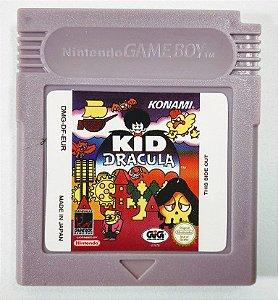 Jogo Kid Dracula - GB