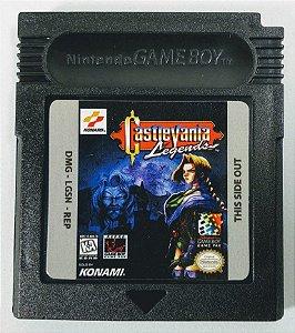 Jogo Castlevania Legends - GB