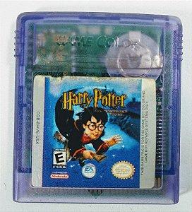 Jogo Harry Potter - GBC