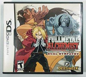 Jogo Fullmetal Alchemist Dual Sympathy Original - DS