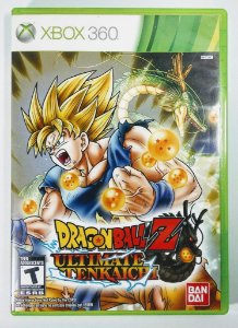 Jogo Dragon Ball Z Ultimate Tenkaichi - Xbox 360