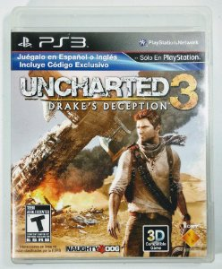 Jogo Uncharted 3 Drakes Deception - PS3