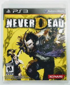 Jogo Never Dead - PS3