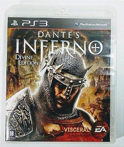 Jogo Dantes Inferno Divine Edition - PS3