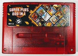 800 in 1 DSP (Flashcard CH version) - SNES