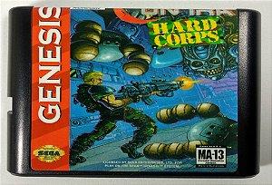 Jogo Contra Hard Cops - Mega Drive
