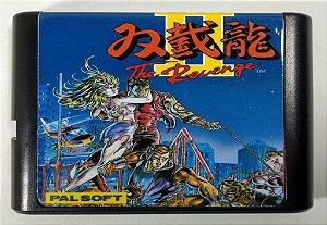 Jogo Double Dragon II - Mega Drive