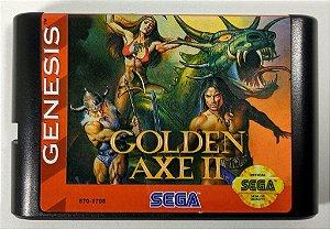 Jogo Golden Axe II - Mega Drive