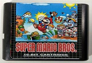 Jogo Super Mario Bros. - Mega Drive