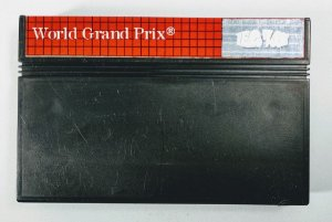 Jogo World Grand Prix - Master System