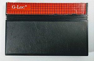 Jogo G-Loc - Master System