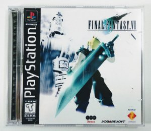 Final Fantasy VII [REPLICA] - PS1 ONE