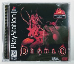 Diablo [REPLICA] - PS1 ONE