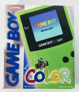 Game Boy Color Kiwi