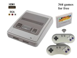 Sistema SNES HDMI - SFC GAME