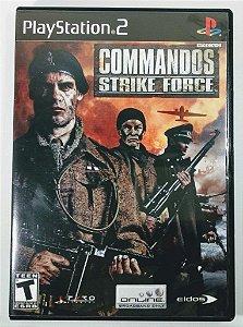 Commandos Strike Force [REPLICA] - PS2