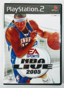 NBA Live 2005 [REPLICA] - PS2