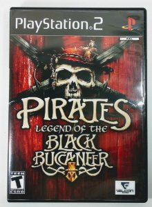 Pirates Legend of the Black Bucaneer [REPLICA] - PS2