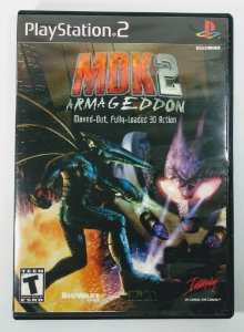 MDK 2 Armageddon [REPLICA] - PS2