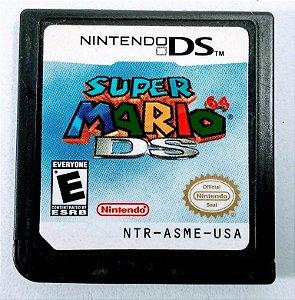 Jogo Super Mario 64 DS Original - DS