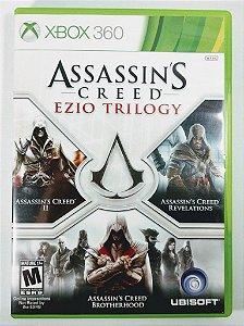 Jogo Assassins Creed Ezio Trilogy - Xbox 360