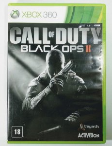 Jogo Call of Duty Black Ops II - Xbox 360