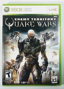 Jogo Quake Wars - Xbox 360