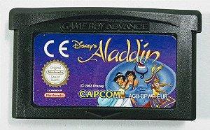 Jogo Aladdin - GBA