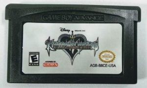 Jogo Kingdom Hearts Chain of Memories - GBA