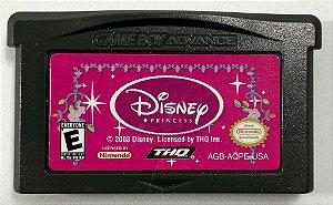 Jogo Disney Princess Original - GBA