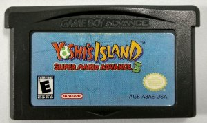 Jogo Yoshis Island Original - GBA