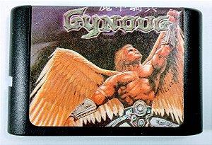 Jogo Gynoug - Mega Drive