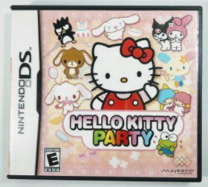 Jogo Hello Kitty Party Original - DS
