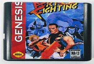 Jogo Art of Fighting - Mega Drive