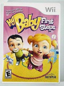Jogo My Baby First Steps - Wii