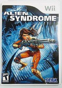 Jogo Alien Syndrome - Wii