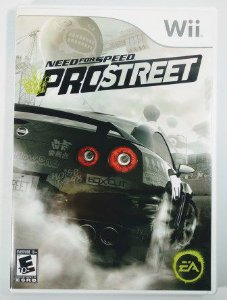 Jogo Need For Speed Pro Street - Wii