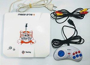 Mega Drive 4 (300 jogos na memória)