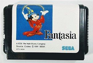 Jogo Fantasia Original [JAPONÊS] - Mega Drive