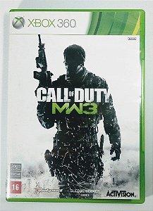 Jogo Call of Duty MW3 - Xbox 360