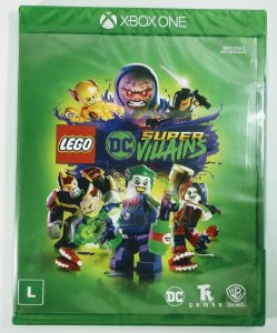 Jogo Lego DC Super Villains (Lacrado) - Xbox One