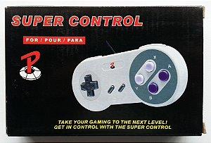 Controle - Super Nintendo
