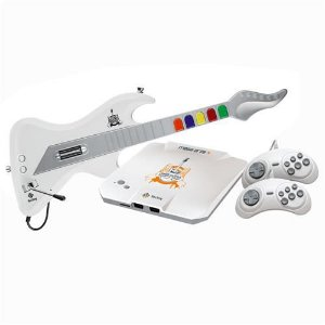 Console Mega Drive 4 Guitar Idol Tectoy (100 jogos)