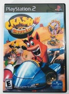 Crash Nitro Kart [REPLICA] - PS2